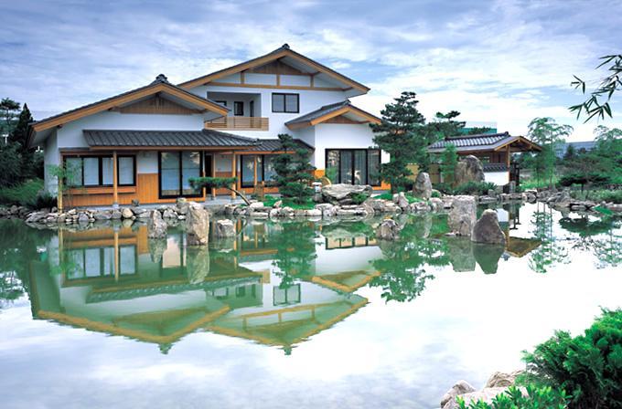 日式木结构住宅;; 居住环境;