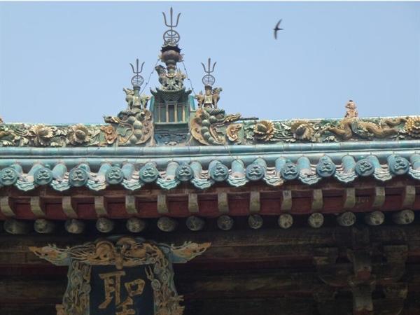 传统建筑柱子雕刻纹样